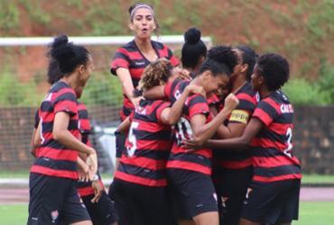 Vitória faz duelo de líderes no Brasileirão feminino | Maurícia da Matta l EC Vitória