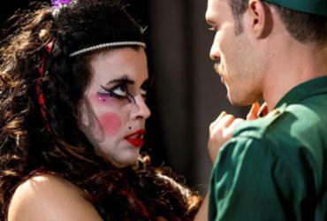 Após 'vaquinha' online, peça Woyzeck volta ao Teatro Vila Velha | Divulgação