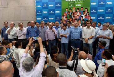 DEM e PSDB anunciam Zé Ronaldo ao governo e Jutahy ao Senado | Angelo Pontes l Divulgação
