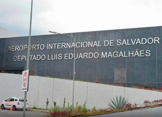 Aeroporto de Salvador recebe novo abastecimento de querosene de aviação | Reprodução