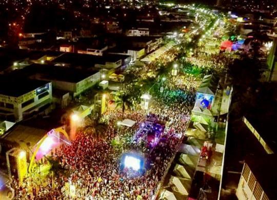 Micareta recebe título de Patrimônio Cultural Imaterial de Feira de Santana   Reprodução l Facebook