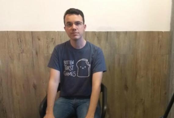 Quer ser desenvolvedor de games? Daniel Silveira dá dicas para seguir na carreira | Keyla Pereira | Ag. A Tarde