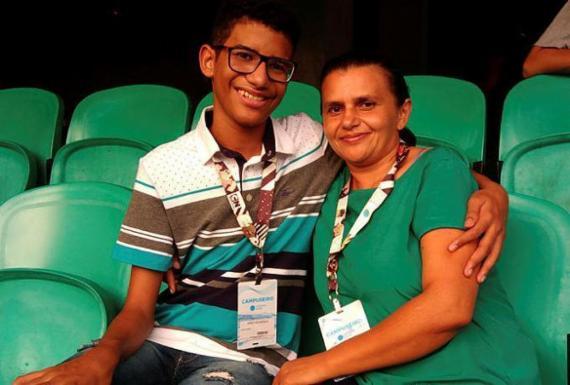 Campus estimula ações sociais na Bahia | Fagna Santos | Ag. A TARDE