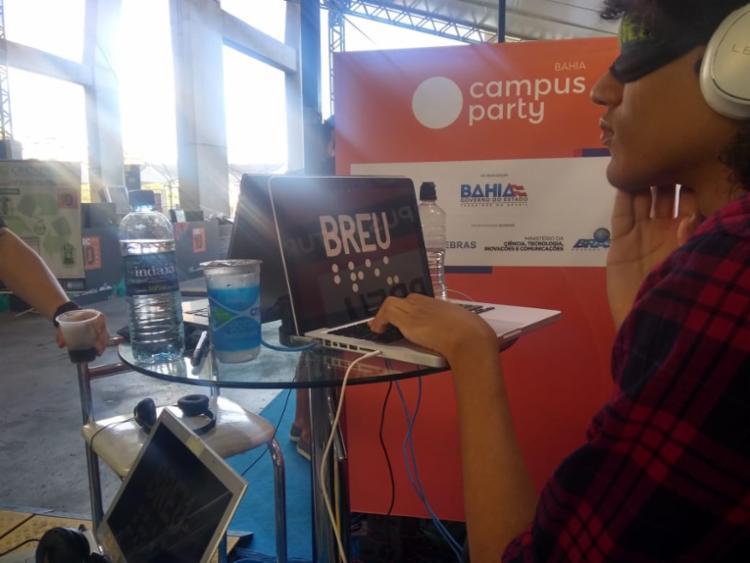 Áudio Game Breu venceu o prêmio Campus Future ano passado