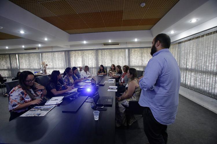 'Informação x conhecimento': tema de debate nesta sexta-feira, 18 - Foto: Margarida Neide l Ag. A TARDE