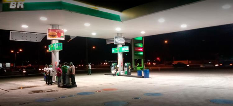 A previsão é de que o combustível chegue ainda na noite desta segunda-feira - Foto: Reprodução | Google Maps