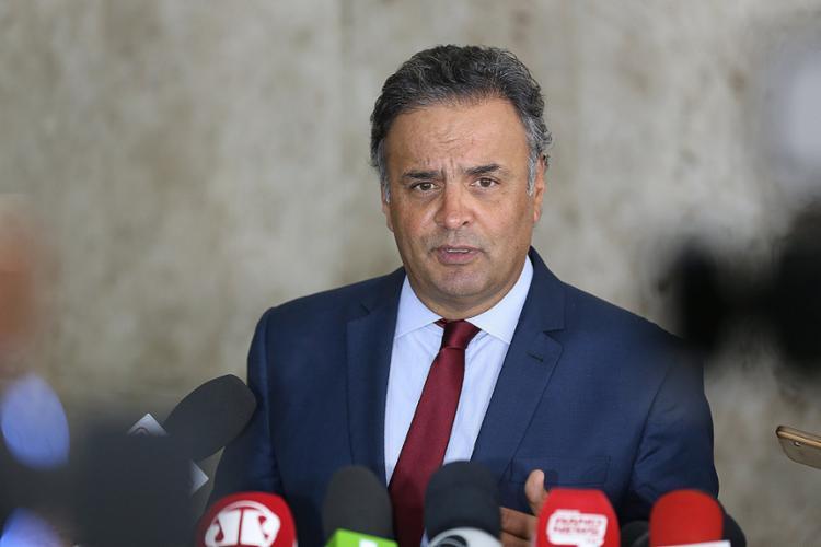 Senador é alvo de sete investigações e de uma ação penal no STF - Foto: Valter Campanato l Agência Brasil