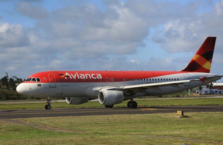 Voos cancelados neste sábado são operados pela empresa Avianca - Foto: Joá Souza | Ag. A TARDE