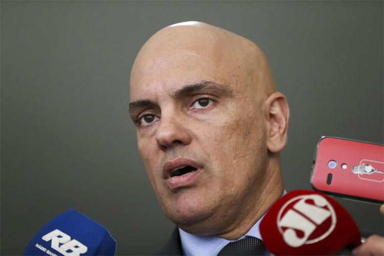 Ministro do Supremo Tribunal Federal acolheu pedido da Advocacia-Geral da União - Foto: Marcelo Camargo l Agência Brasil