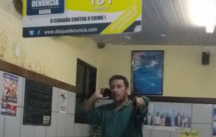 Agressor vai responder por por desacato a funcionário público no exercício da função - Foto: Divulgação | Transalvador