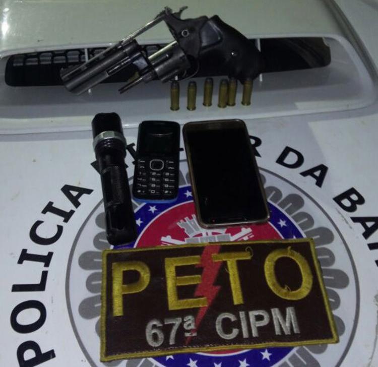 Material apreendido durante operação em Feira de Santana - Foto: Divulgação | SSP-BA