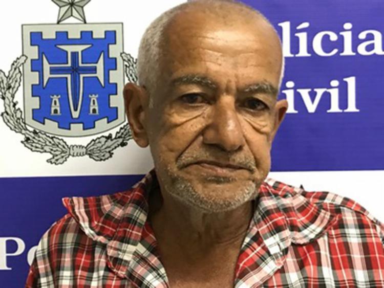 João Santos vinha fugindo da polícia há mais de 10 anos - Foto: Divulgação| Policia Civil