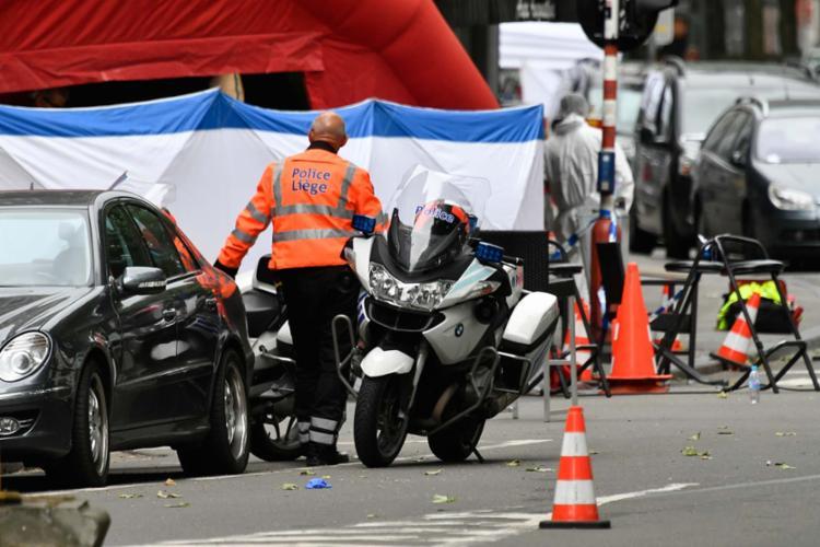 O autor do ataque foi morto pela polícia - Foto: AFP