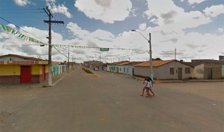 Crime ocorreu por volta das 4h30, na avenida Landulfo Alves - Foto: Reprodução | Google Maps