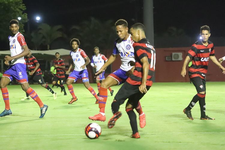 Times se enfrentaram no Barradão - Foto: Maurícia da Matta l EC Vitória
