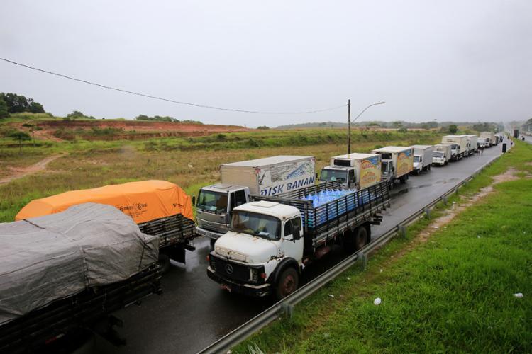 Rio Grande do Sul tem maior número de interdições. Bahia segue com 40 - Foto: Margarida Neide | Ag. A Tarde
