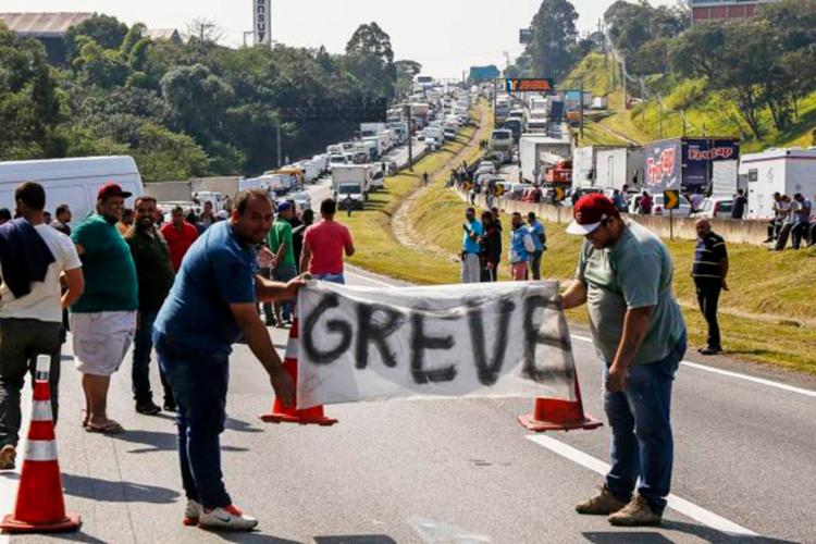 Entidade considerou tardio o pronunciamento do presidente Michel Temer - Foto: Miguel Schincariol   AFP Photo