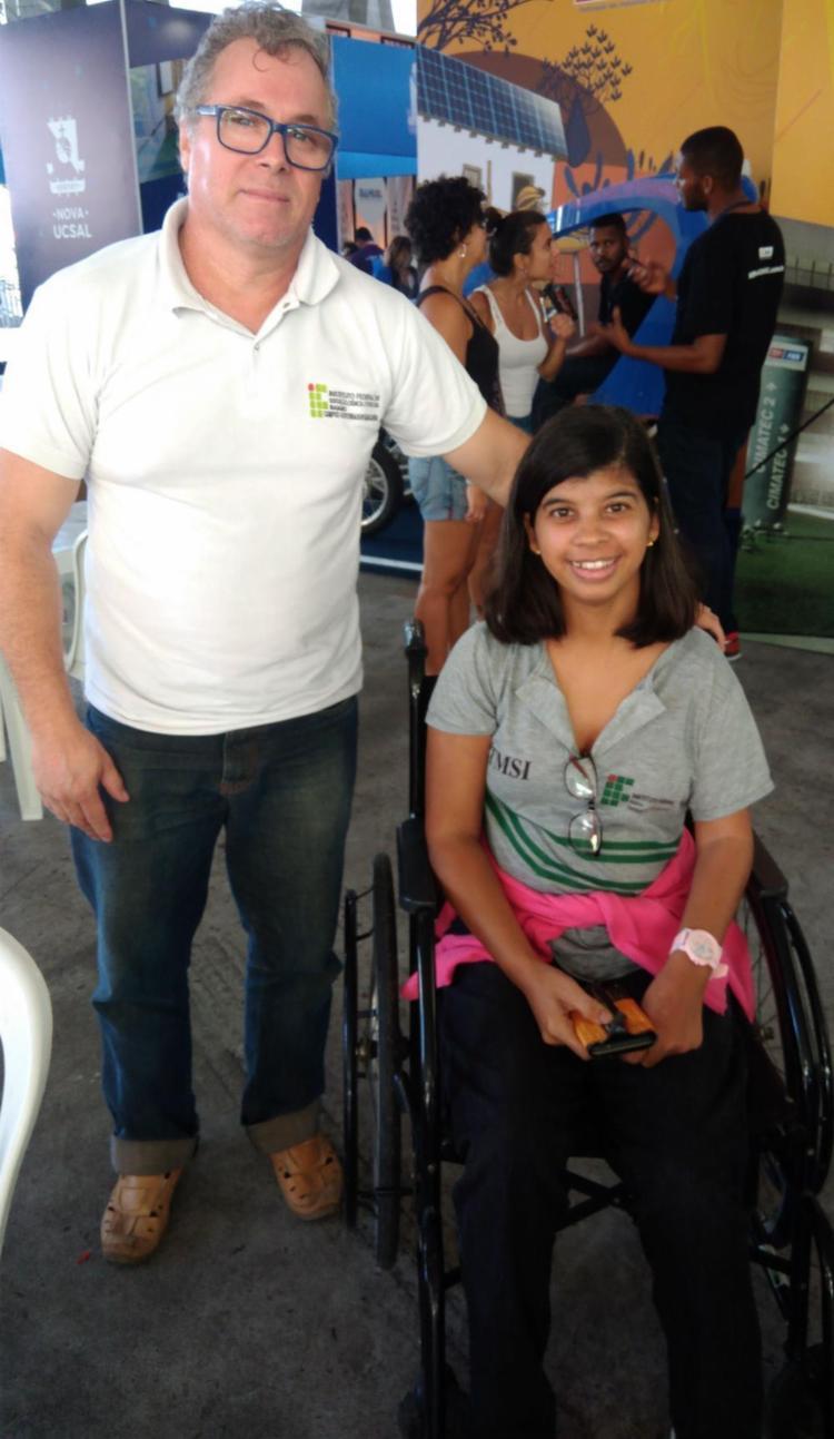 Visitantes reclamam da falta de acessibilidade - Foto: Fagna Santos | Ag. A TARDE