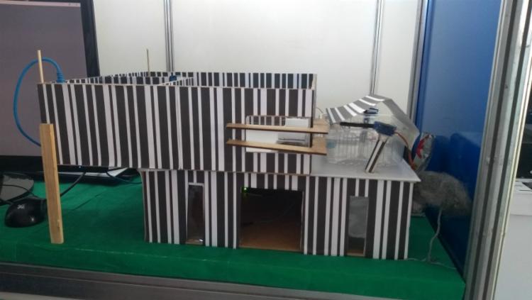 Projeto tem como objetivo automatizar funções em residência - Foto: Keyla Pereira   Ag. A Tarde