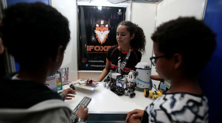 Patriarcado ativo precisa ser derrotado com a ajuda dos recursos da tecnologia pelas mulheres empoderadas - Foto: Alessandra Lori | Ag. A TARDE