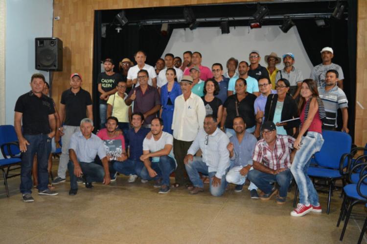 Foram abordados no fórum os desafios e demandas que podem gerar ações visando o fomento das atividades produtivas do município - Foto: Divulgação
