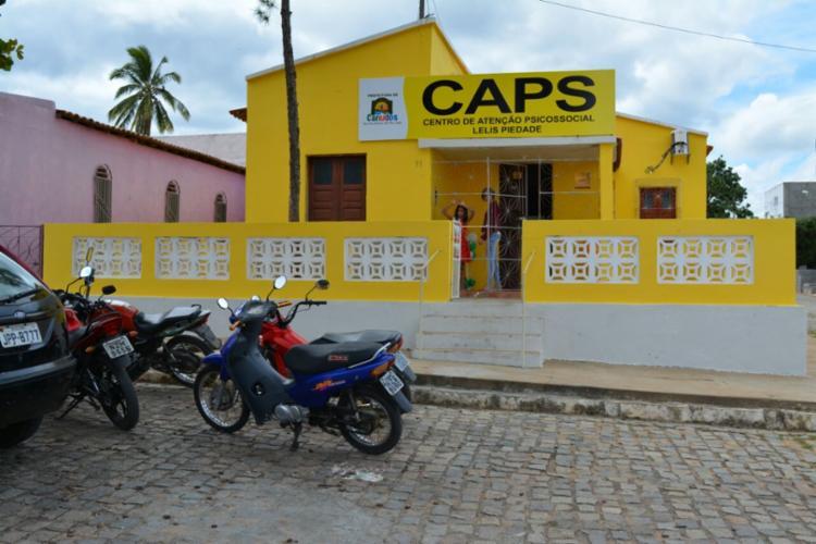 O Centro tem o objetivo de proporcionar atendimento com acompanhamento clínico e a reinserção social de pacientes - Foto: Divulgação