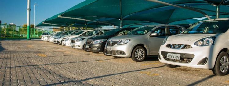 Setor de locação de veículos cresce 12,3% em 2017 no Brasil - Foto: Divulgação