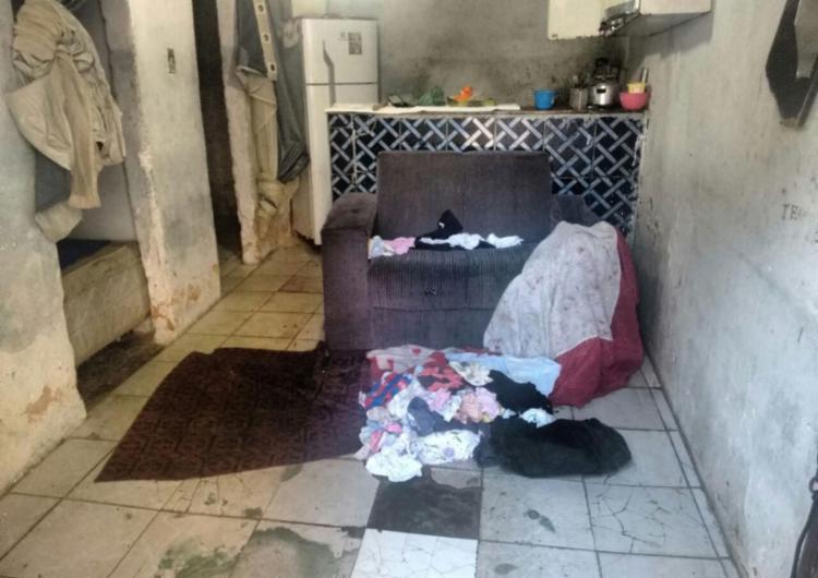 Casa de suspeito foi revistada nesta sexta, 18 - Foto: Jefferson Domingos | Ag. A TARDE