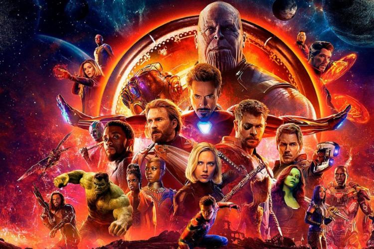 Filme reuniu quase todos os heróis da editora Marvel - Foto: Divulgação