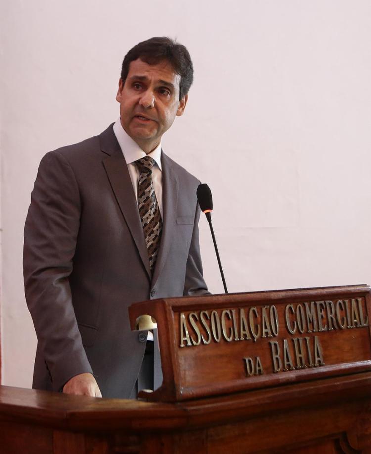 Cláudio Cunha, presidente da Ademi-BA - Foto: Divulgação l Ademi-BA