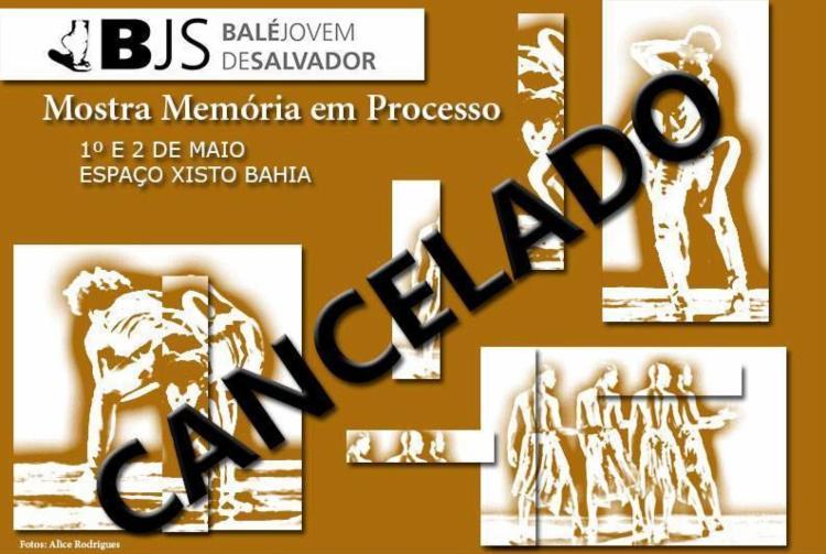 Espetáculos foram produzidos pelo Balé Jovem de Salvador - Foto: Reprodução   Facebook