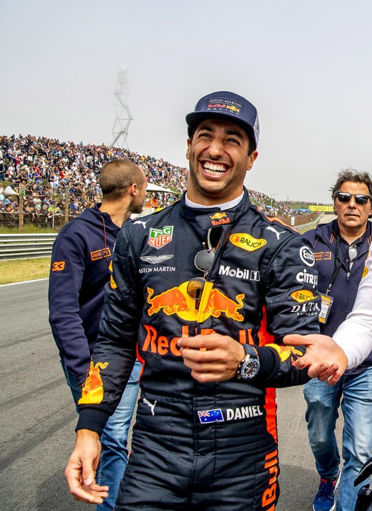 Piloto diz que tradicional GP é sua prova favorita do ano graças à
