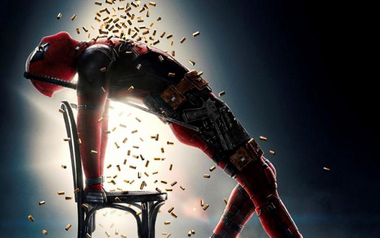O ator Ryan Reynolds está cada vez mais à vontade na pele de Deadpool - Foto: Divulgação