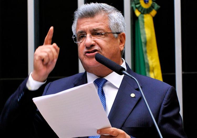 João Carlos Bacelar é apontado como 'principal responsável' pelas irregularidades - Foto: Luis Macedo | Câmara dos Deputados