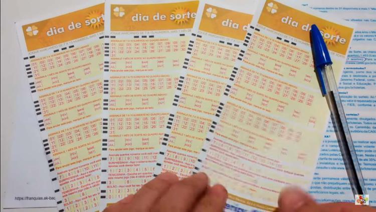 A aposta simples, com 7 números e 1 mês de sorte, custará R$ 2,00 - Foto: Reprodução | YouTube