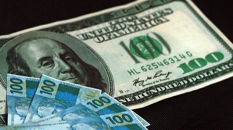 Preço de venda da moeda norte-americana terminou o dia com o maior valor em 26 meses - Foto: Fernanda Carvalho   Fotos Públicas