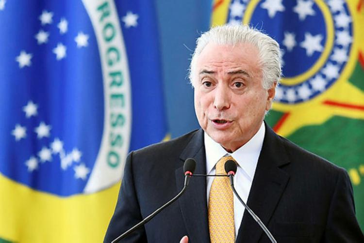 Por sugestão do presidente, o ex-ministro deverá contratar o advogado Gustavo Guedes para sua equipe - Foto: Reprodução| AFP PHOTO
