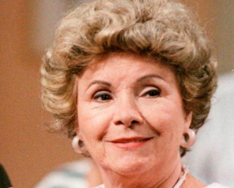 A atriz sofria de Mal de Alzheimer - Foto: Reprodução | Tv Globo