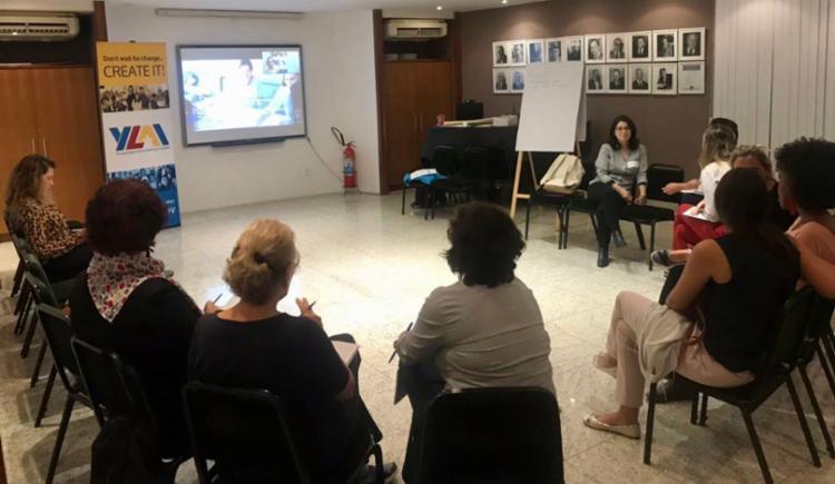 Durante a atividade, participantes podem identificar se estão em um ambiente de trabalho negativo - Foto: Divulgação