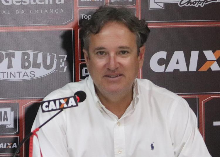 Clube já busca a contratação de um novo nome para assumir o cargo - Foto: Mauricia da Matta l EC Vitória