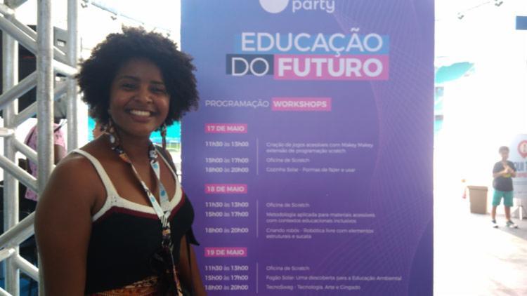 Público aproveitou fim de semana para conferir a Campus Party - Foto: Fagna Santos - Ag. A Tarde