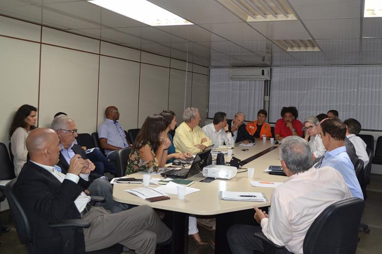 Comissão estadual vem fazendo reuniões prévias - Foto: Divulgação l Ascom SDE l 3.5.2018