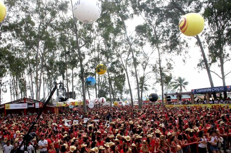 O Forró do Bosque, que é realizado tradicionalmente na Villa Vip, acontece no dia 23 de junho - Foto: Divulgação
