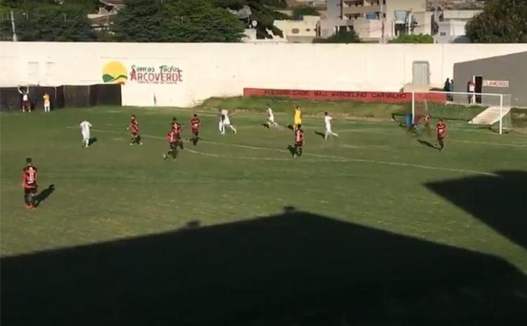 Touro do Sertão garantiu vaga antecipada para a sequência da competição - Foto: Cristiano Alves l Ascom/Fluminense de Feira