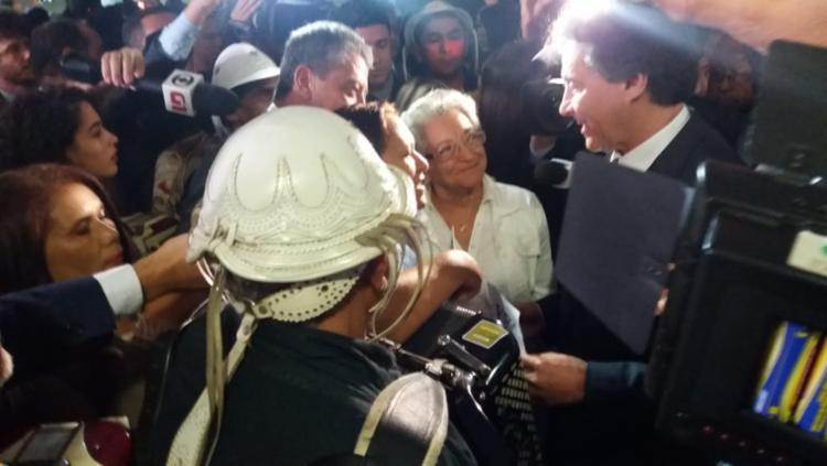 Grupo de forrozeiros quer chamar atenção de parlamentares para a causa - Foto: Juliana Dias   A TARDE BSB
