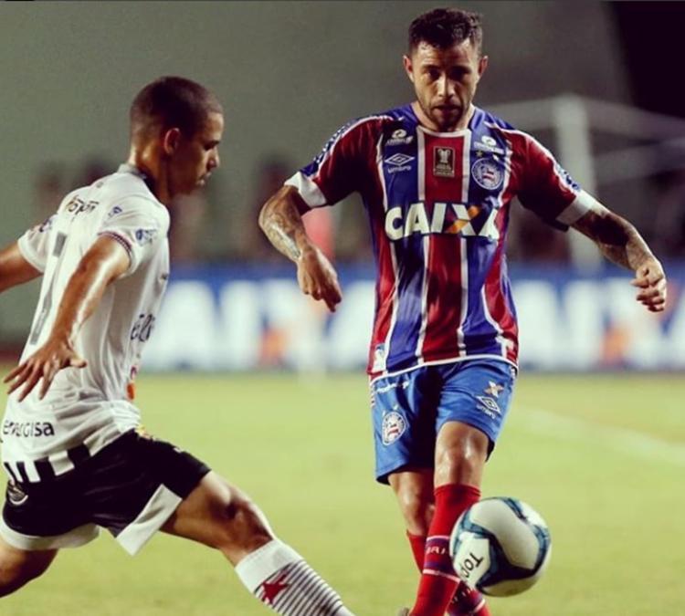 Bahia disputa mais de um torneio simultaneamente - Foto: Reprodução | Instagram