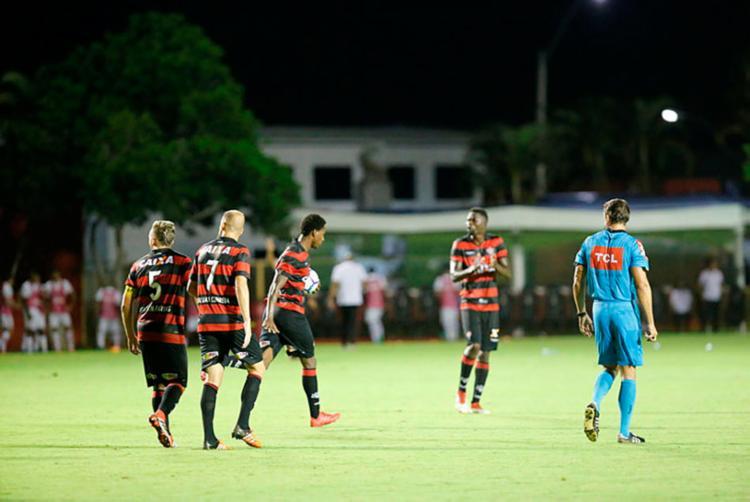 Na sétima rodada do Brasileirão o Vitória encara o Botafogo - Foto: Margarida Neide | Ag. A TARDE
