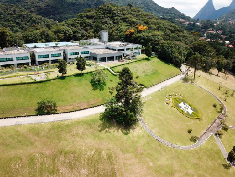 O centro levou cinco meses para ser construído e será utilizado a partir da próxima segunda-feira - Foto: Lucas Figueiredo   CBF