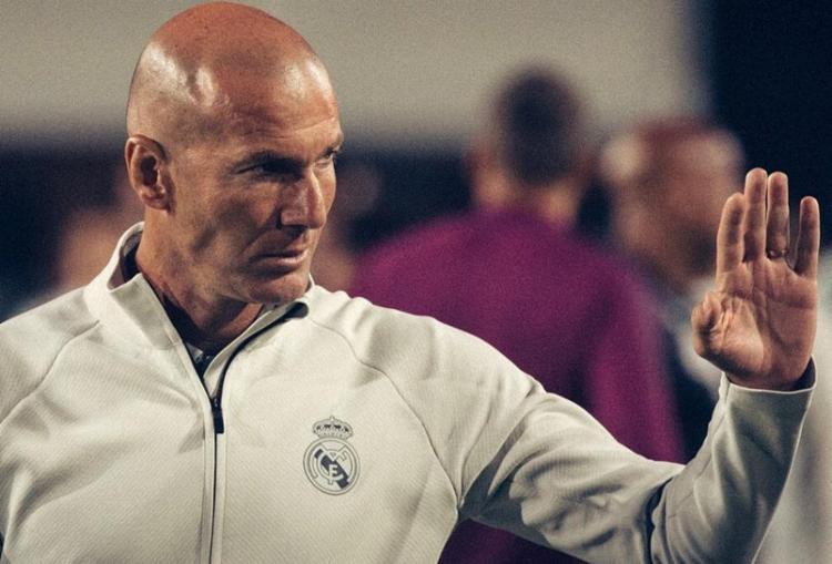 O técnico francês negou favoritismo para os Merengues nessa final - Foto: Reprodução | Facebook