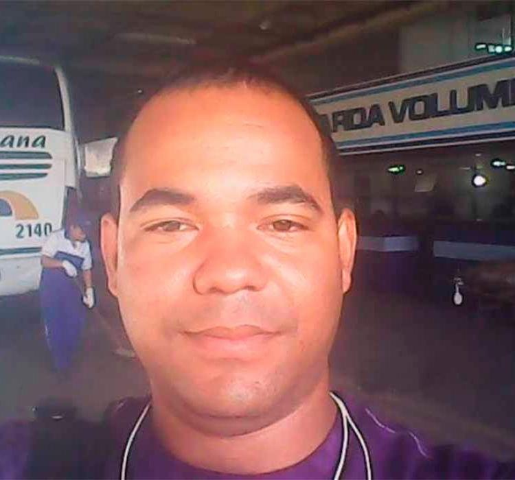 Adriano Fernandes Santos morreu na madrugada desta quarta, 2 - Foto: Reprodução | Radar 64